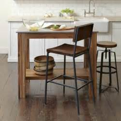 Kitchen Island As Table by Bistro Kitchen Decor How To Design A Bistro Kitchen