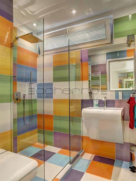 Badezimmer Verschönern Deko by Design Bunt Badezimmer