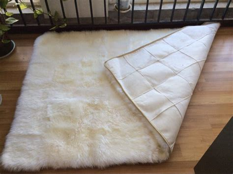How To Wash Shaggy Rugs by New Zealand Sheepskin Rug Rugs Ideas