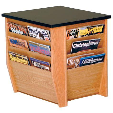 end table with magazine rack end table magazine rack in floor magazine racks