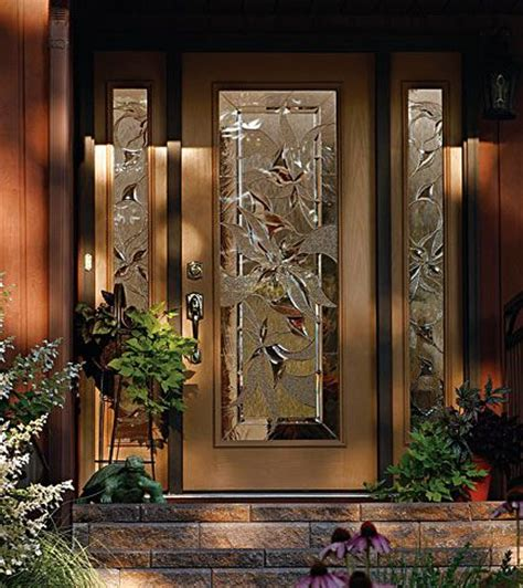 Fancy Front Doors Odl Decorative Door Glass Impressions Www Homedecorwindowsanddoors Fiberglass Doors