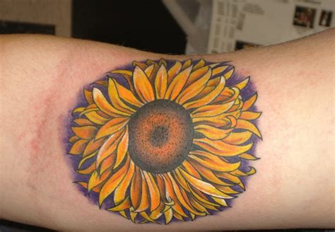 designed tattoos sunflower tattoos designs ideas and meaning tattoos for you