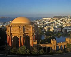 Image result for Palace of Fine Arts, San Francisco