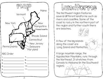 Us Regions Worksheets by Activities Activities And United States On