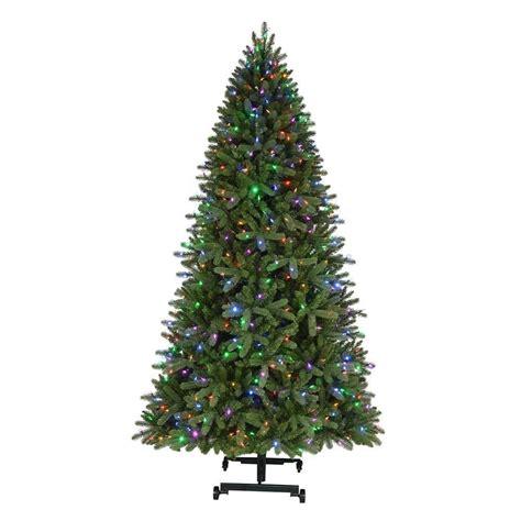 ashland 9 ft grow and stow christmas tree reviews tis your season 7 ft to 9 ft pre lit led virginia pine grow stow artificial tree