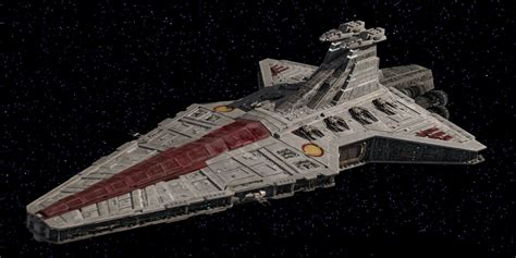 Ship From Infinity The Takeoff republic attack cruiser starwars