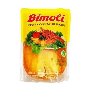 Minyak Goreng Resto 2 Liter jual bimoli minyak goreng pouch 2000 ml harga