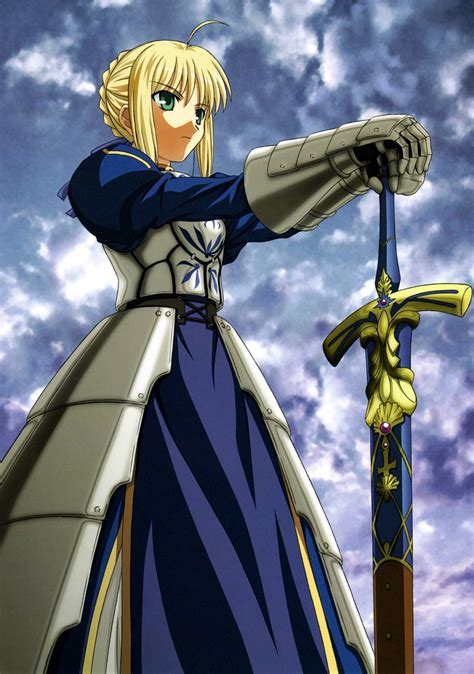 anime fate who is the most badass female character poll results
