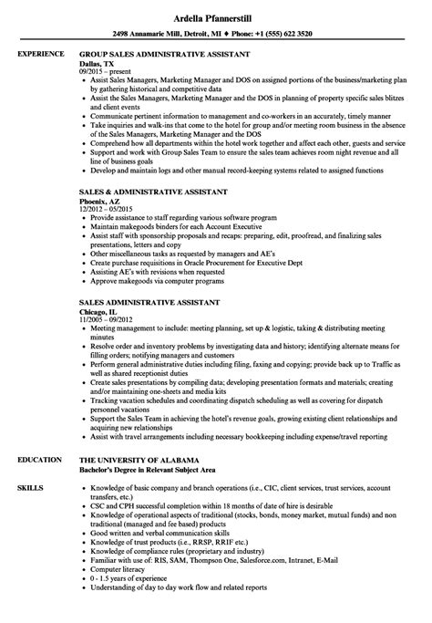 sample administrative assistant resumes vinodomia creative snapshoot