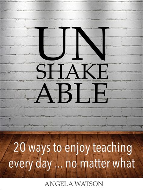 unshakeable your guide to books the cornerstone