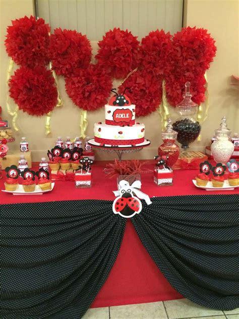 Ladybug Baby Shower Ideas Forum by Ladybugs Baby Shower Ideas Photo 7 Of 10 Catch