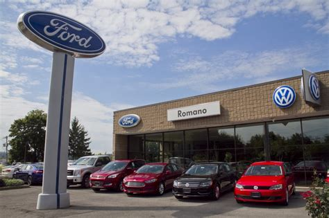 Romano Ford by Romano Ford Car Dealers 5431 N Burdick St
