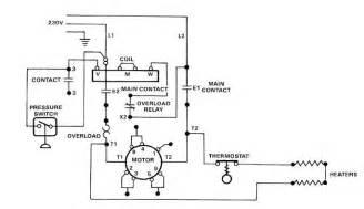 electric motor controls wiring diagrams 115v tm 5 4310