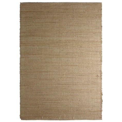 lanart jute 4 ft x 6 ft area rug natjute4x6