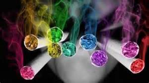 colored cigarette smoke color smoke cigarettes awesome