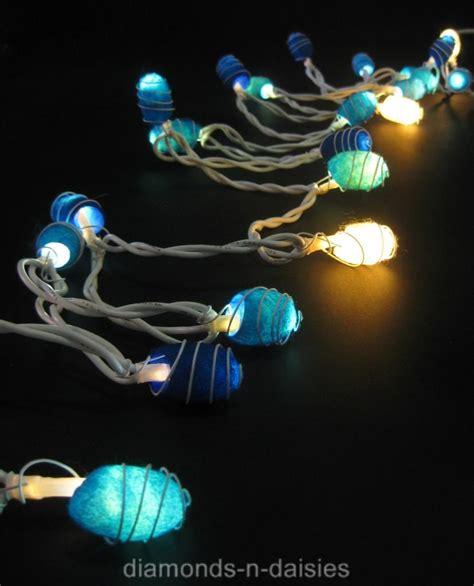 35 led cocoon fairy string lights lanterns australian