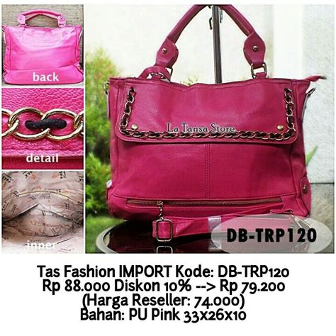 Fashion Import 12 12 best grosir tas murah import www latansastore tas