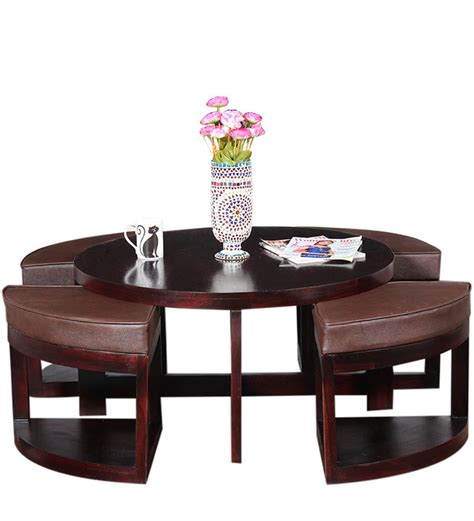 round coffee table with stools round coffee table with stools by mudramark online