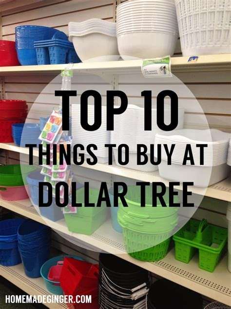 trees to buy top 10 things to buy at dollar tree