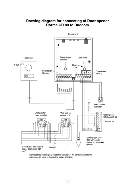 Genie Garage Door Opener Wiring Diagram   Wiring Diagram