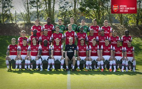 arsenal squad arsenal squad 2012 2013 wallpaper imagebank biz