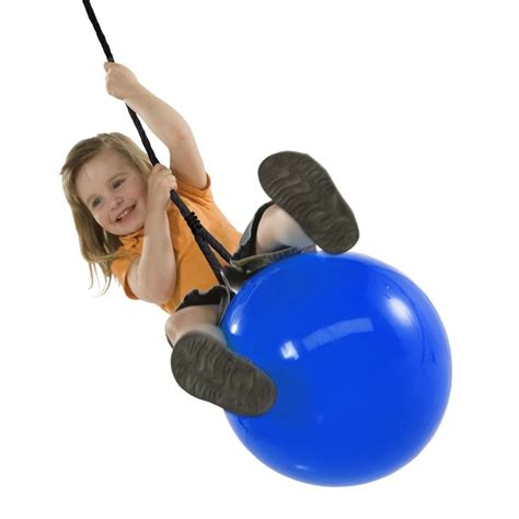 Let Your Little Ones Swing To New Heights On The Buoy Ball