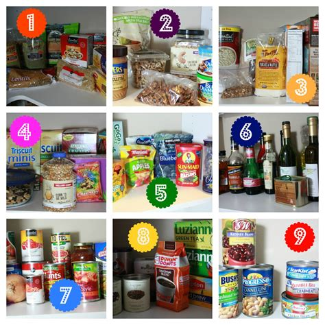 Pantry Stuff by Pantry Items For Clean Deliciously Well