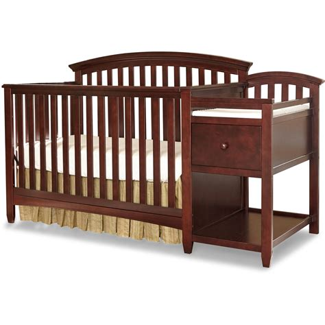 Target Cribs With Changing Table Crib Changing Table Combo Target Designer Tables Reference