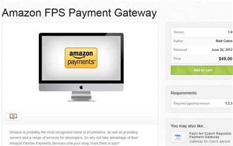 Amazon Payments Use Gift Card - amazon payments for woocommerce jigoshop and wp e commerce 3 plugins wp solver