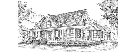farmhouse revival house plan southern living house plans farmhouse revival