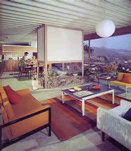 blast from the past mid century modern home decorating