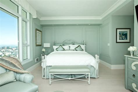shades of green for bedroom colors and mood how they affect interior design