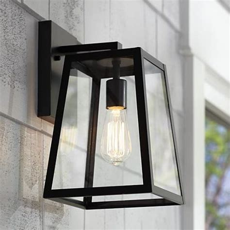 black wall lights turn your patio into an amazing exterior room warisan lighting 20 gorgeous outdoor lighting picks to brighten your backyard or balcony outdoor lighting