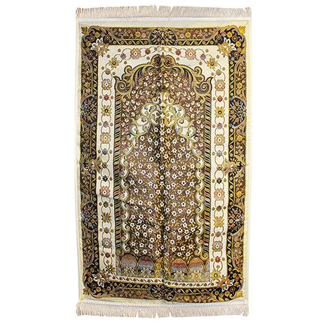 muslim prayer rug muslim prayer rug with wonderful white black and yellow design pm054 muslim american store
