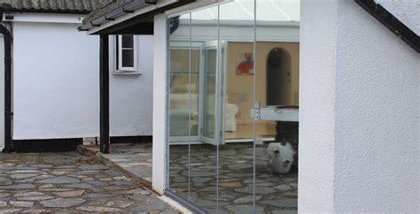 frameless patio doors frameless glass doors sunseeker doors