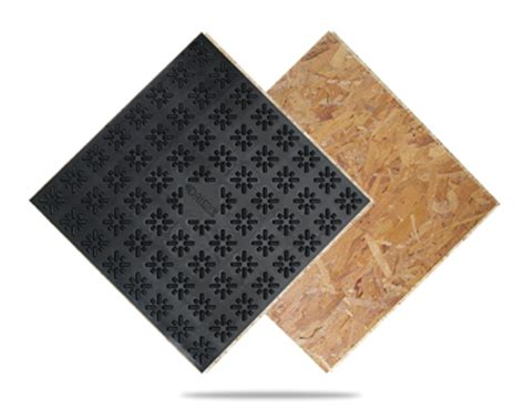 DRIcore® Subfloor   The first and most important step in