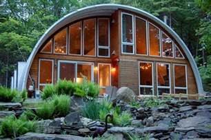 Quonset Hut Home Quonset Huts Easy To Construct Metal Quonset Steel