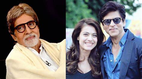 pasangan terbaik film india amitabh bachchan shahrukh khan kajol yang terbaik