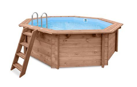 Gartenpool Holz holzpool 4 3m 216 garten schwimmbecken aus holz aufstell