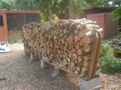 Diy firewood rack with no tools needed diy avenue