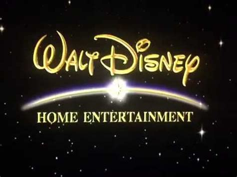 walt disney home entertainment logo scooby doo 2 variant