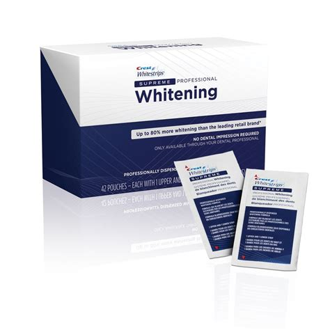 crest white strips supreme crest whitestrips supreme teeth whitening not sold in