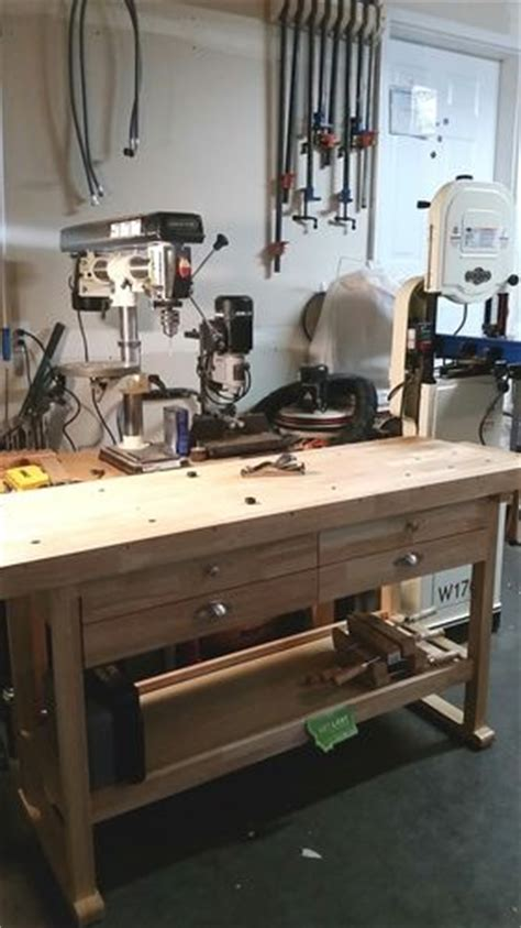 review harbor freight  workbench  johngreco