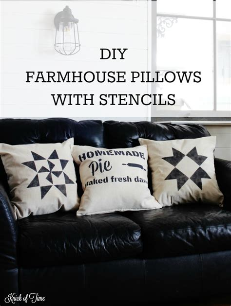 holiday shopping guide farmhouse style knick of time how to make simple farmhouse decorative pillows a few