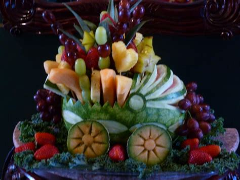 Baby Shower Fruit Bouquet by Baby Shower Edible Fruit Arrangement Eye Catching Edibles
