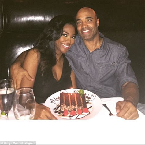 kenya moores millionaire matchmaker boo is married real housewives star kenya moore reveals heartbreak after