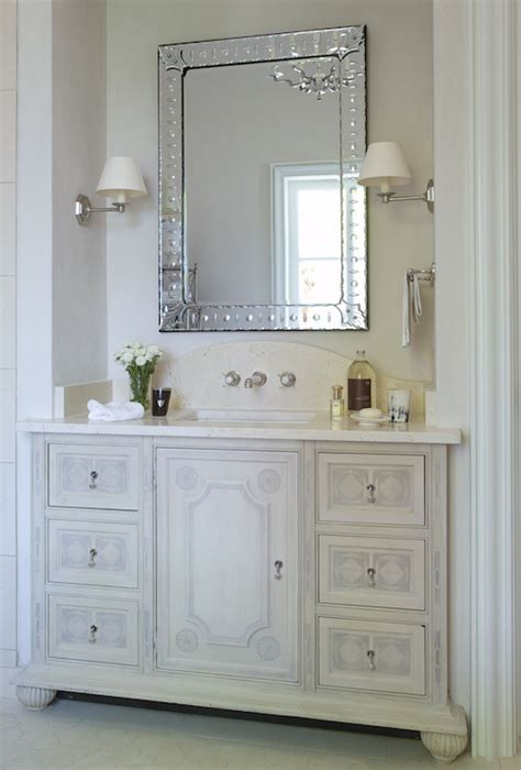 etched bathroom mirror bathrooms geometric etched vanity mirror design ideas