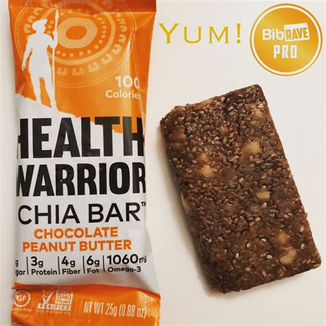 Healthy Seed Bar chia seed bar health warrior