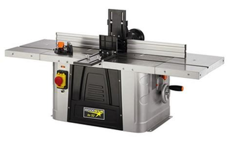 Woodstar Bs52 Bench Shaper 240v 2 Day Direct Delivery