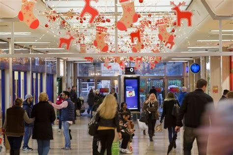 st david s cardiff unveils christmas opening times wales